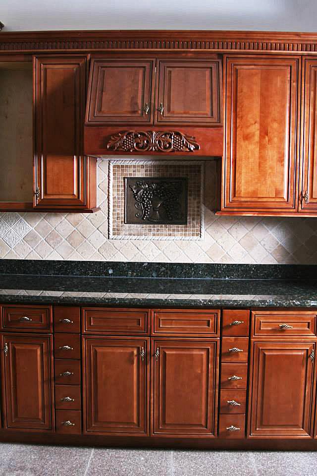 Quality Cabinets Nj Mocha Maple Glaze