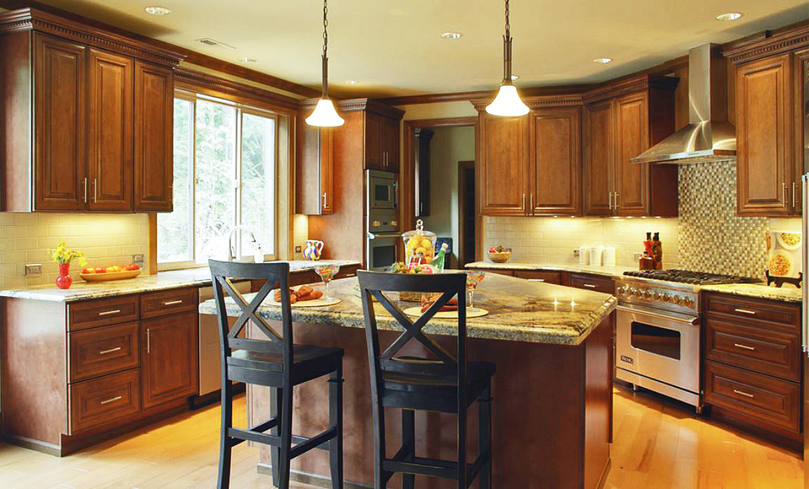 Quality cabinets nj chocolate maple glaze for Chocolate maple glaze kitchen cabinets
